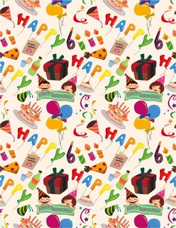 원활한 생일 패턴