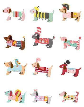 cartoon dog Stock Vector - 8545563