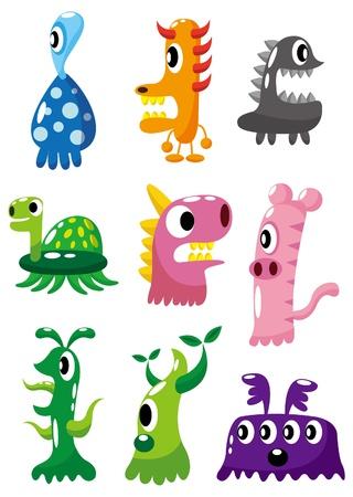 ogre: cartoon monster icon
