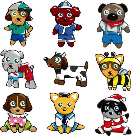 cilp: cartoon Dog icon