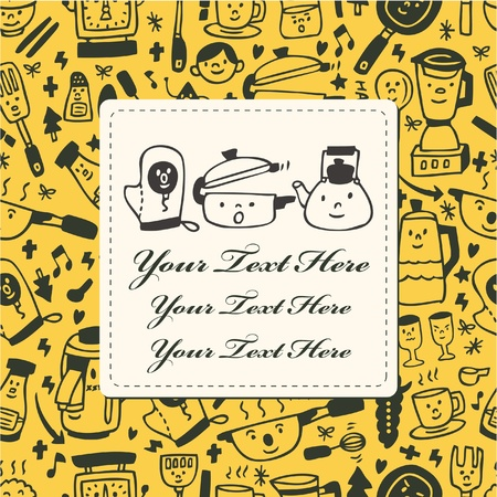 licuadora: tarjeta de cocina