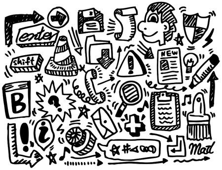 hand draw: hand draw web element