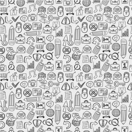 seamless web pattern Vector