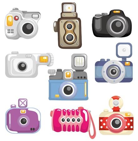 cartoon camera icon Stock Vector - 8982839