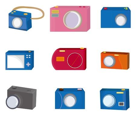 cartoon camera icon Stock Vector - 9055958