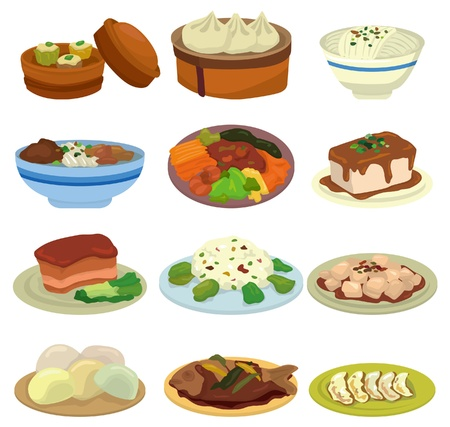 cartoon chinese food icon royalty free cliparts vectors and stock rh 123rf com chinese food cartoon drawings chinese food cartoon drawings
