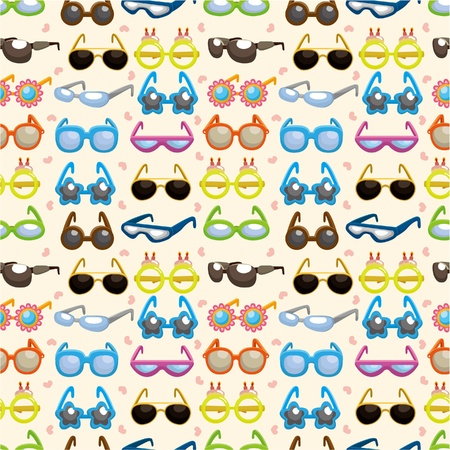 optical glass: seamless Sunglasses pattern