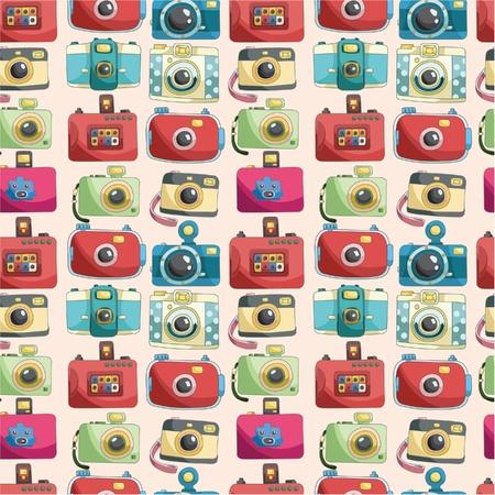 seamless camera pattern