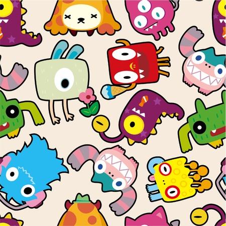 원활한 괴물 패턴