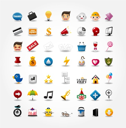 icons site search: Internet & Website icons,Web Icons, icons Set Illustration