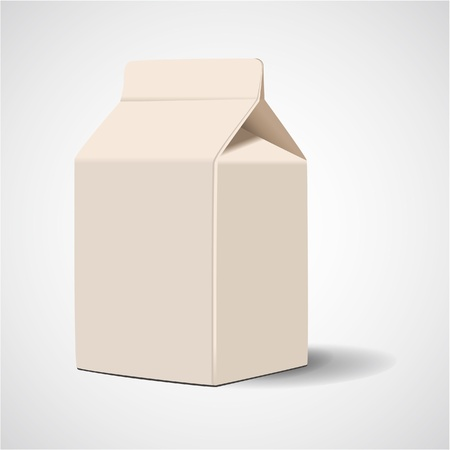 pasteurized: Package,milk box