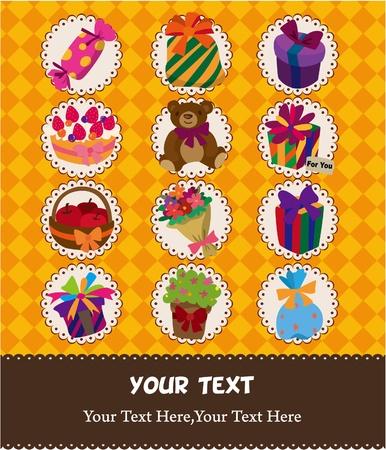birthday card Stock Vector - 10390049
