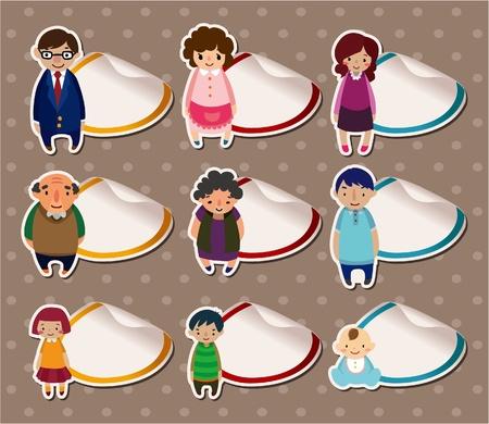 irm�o: desenhos animados da fam