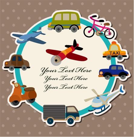 autos: Transport card