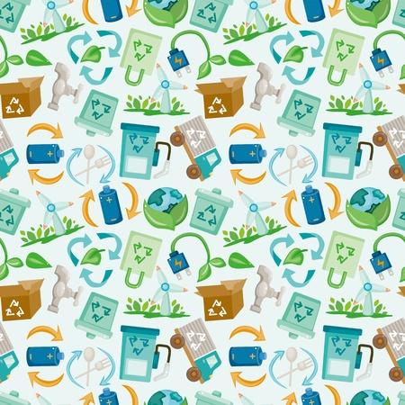icono ecologico: sin patr�n icono ecol�gico