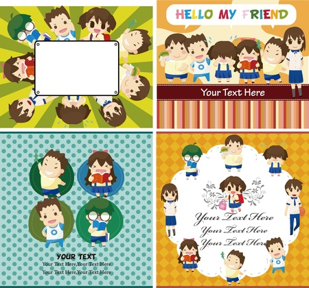 student card  Vector