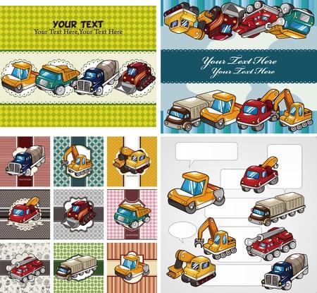 cisterns: truck card