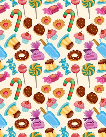 candy cotton: patr�n de caramelos sin fisuras