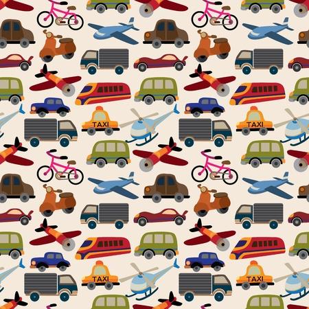 nahtlosen Transport Muster