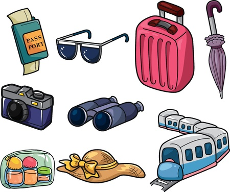 travel web icon Vector