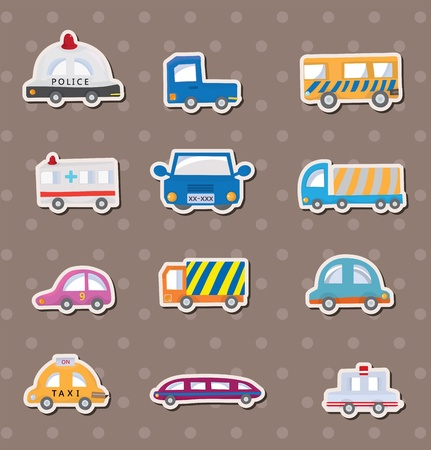 hopper: car stickers