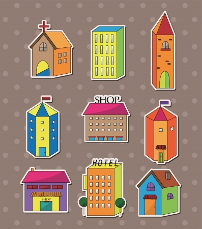 house sitkcers Vector