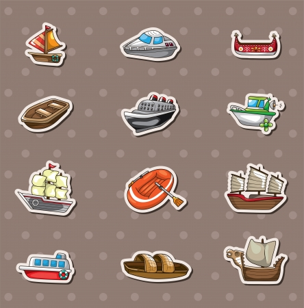 stickers: boat stickers