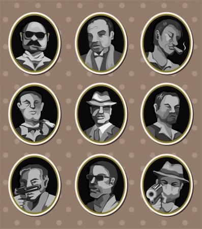 godfather: mafia stickers