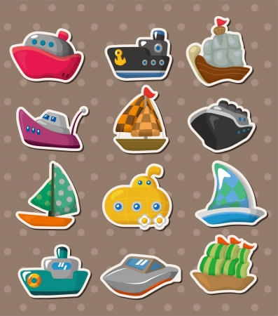 boat stickers