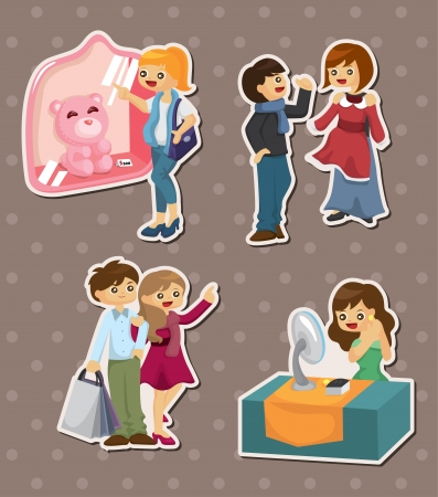 citylife: shopping stickers