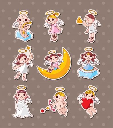 cilp: angel stickers