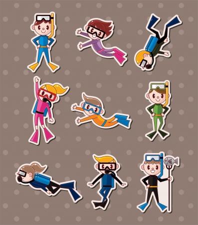 duiker stickers