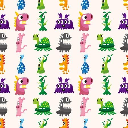 pattern monster: mostro senza soluzione di modello