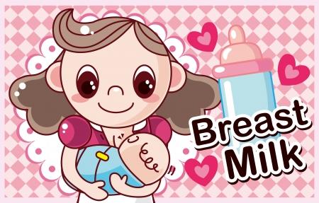 amamantando: madre amamantar al beb�