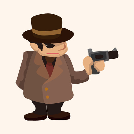 mafia theme element