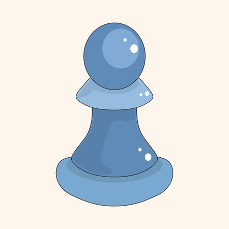 piece: chess piece theme element