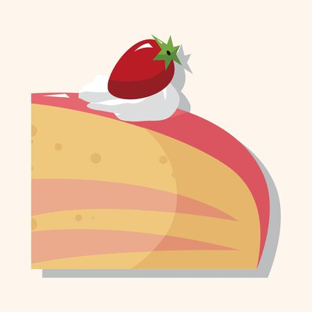 cake decorating: decorating cake theme element