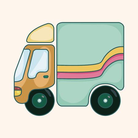 theme: transportation car theme element