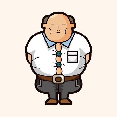 fatty: fatty theme element