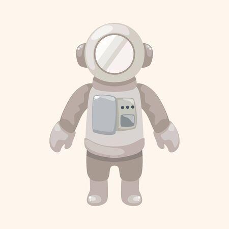 spaceman: spaceman theme element