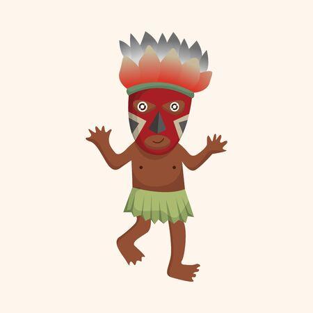 aborigine: Aborigines theme elements