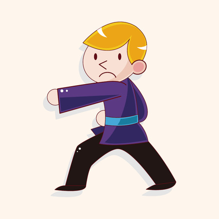 chi kung: Kung fu theme elements