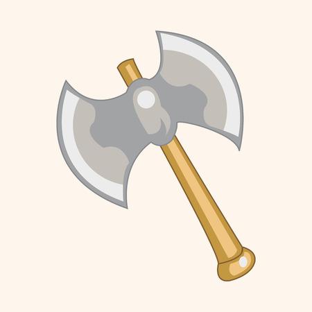 weapon: weapon theme elements