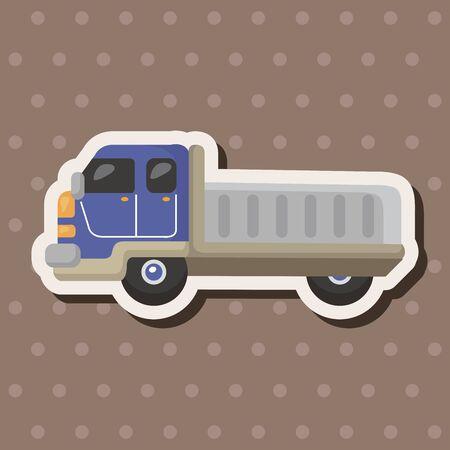 theme: truck theme elements