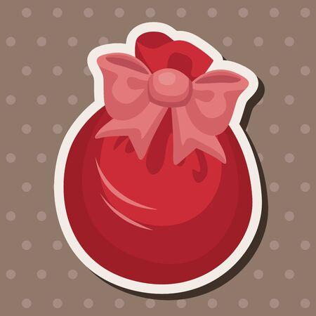 decorating: decorating gift theme elements