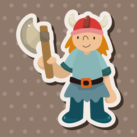 caveman theme elements