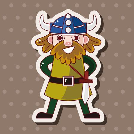 vikings: vikings �l�ments th�matiques