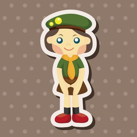 scout: scout theme elements