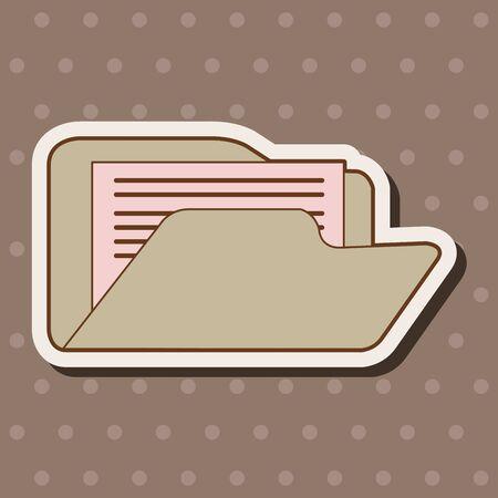 public folder: Computer-related desktop icon theme elements