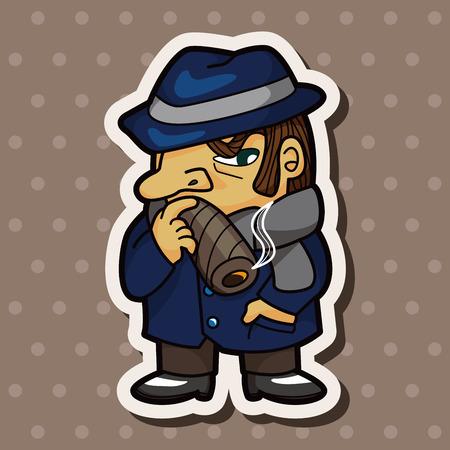 mafioso: mafia theme elements